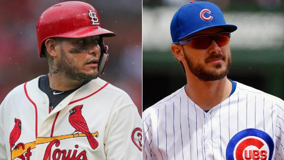 The Cubs and Cardinals heated rivalry has been reignited