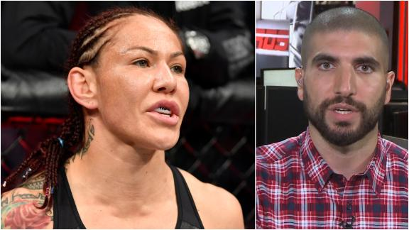 Helwani: Cyborg will be the most coveted free agent in years