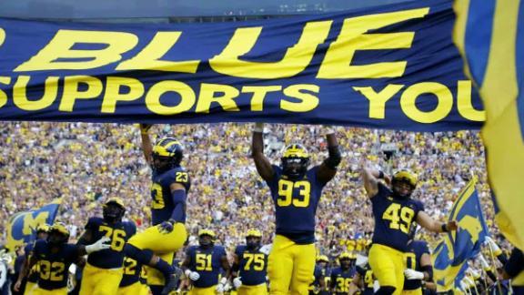 Michigan returns with Big Ten title hopes