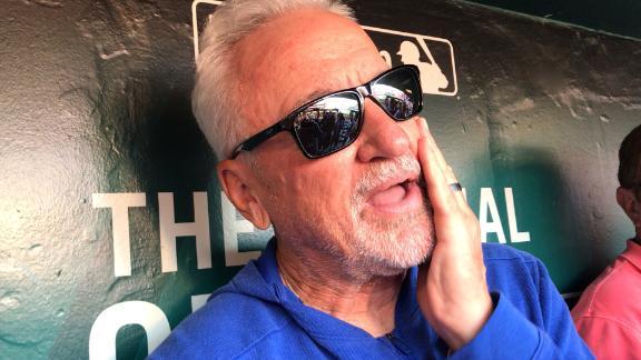Maddon addresses Chicago's new talent