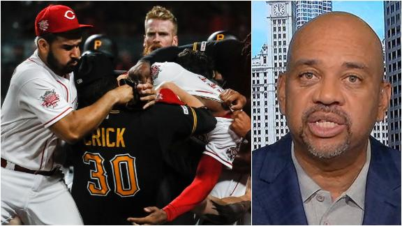 Wilbon: MLB got Pirates-Reds suspensions wrong