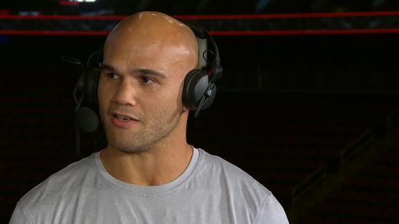 Lawler says he'll KO Covington