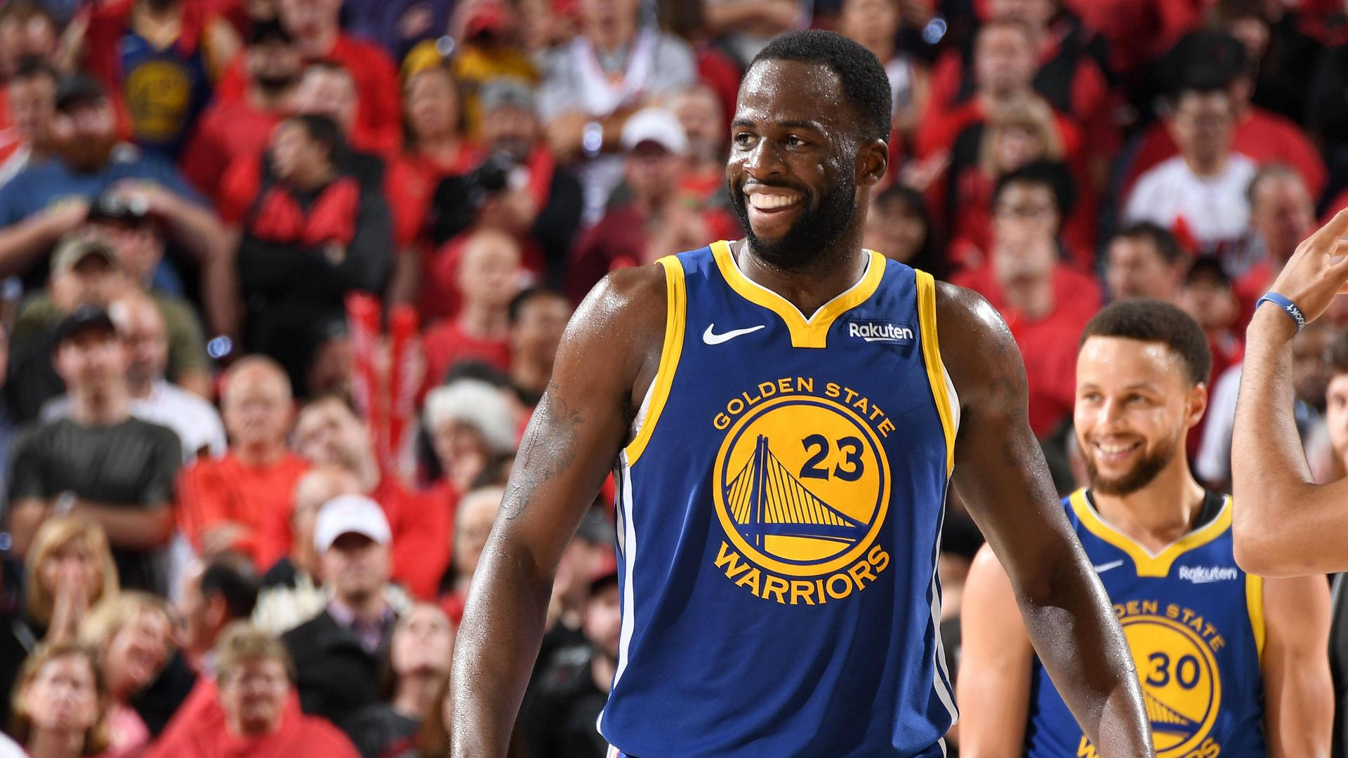Woj: Draymond Green is the heart and soul of Warriors