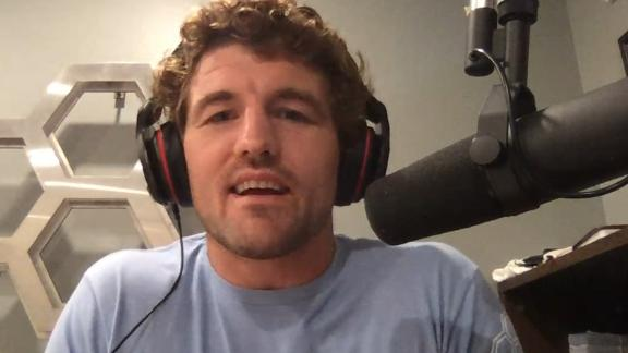 Askren makes fun of Usman-Covington trash talk
