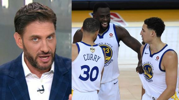 Greenberg: Warriors not done winning titles