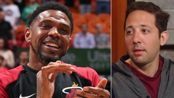Givony: Haslem had an incredible career