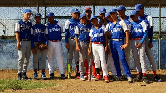 SC Featured: Cuba's Little League team a group of pioneers
