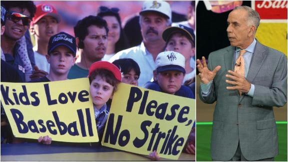 Remembering the 1994 MLB strike 25 years later