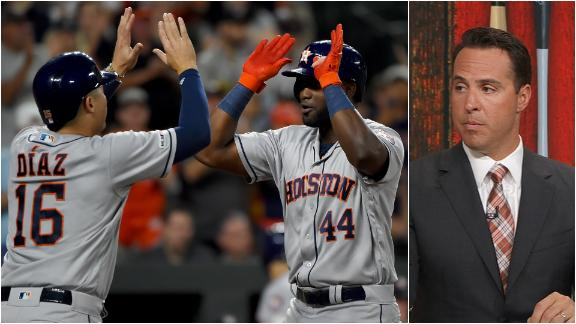 Who's the top team in MLB right now?