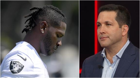 Schefter not surprised Brown lost grievance