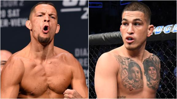 The history of the Diaz-Pettis rivalry