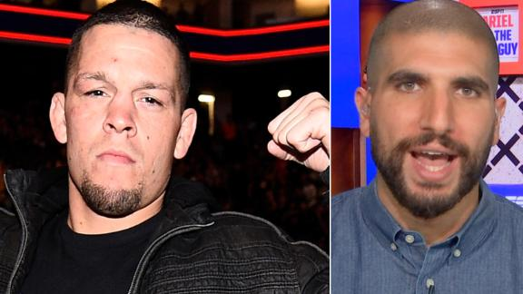 Helwani is 'amped' for Diaz vs. Pettis