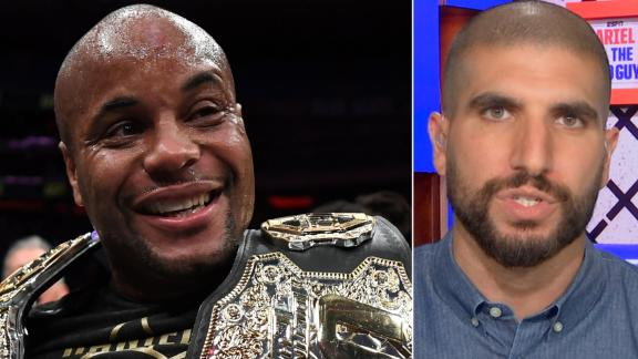Helwani: You're fooling yourself if you think Cormier is overlooking Miocic