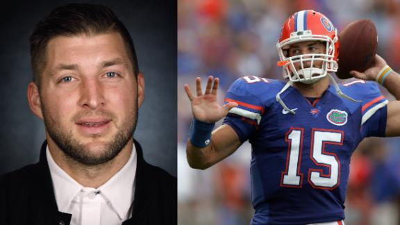Tim Tebow's promise