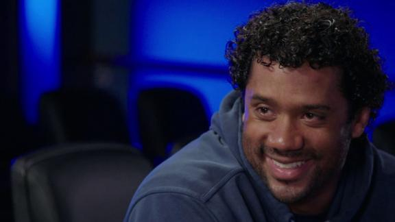 Russell Wilson talks the state of the Seahawks