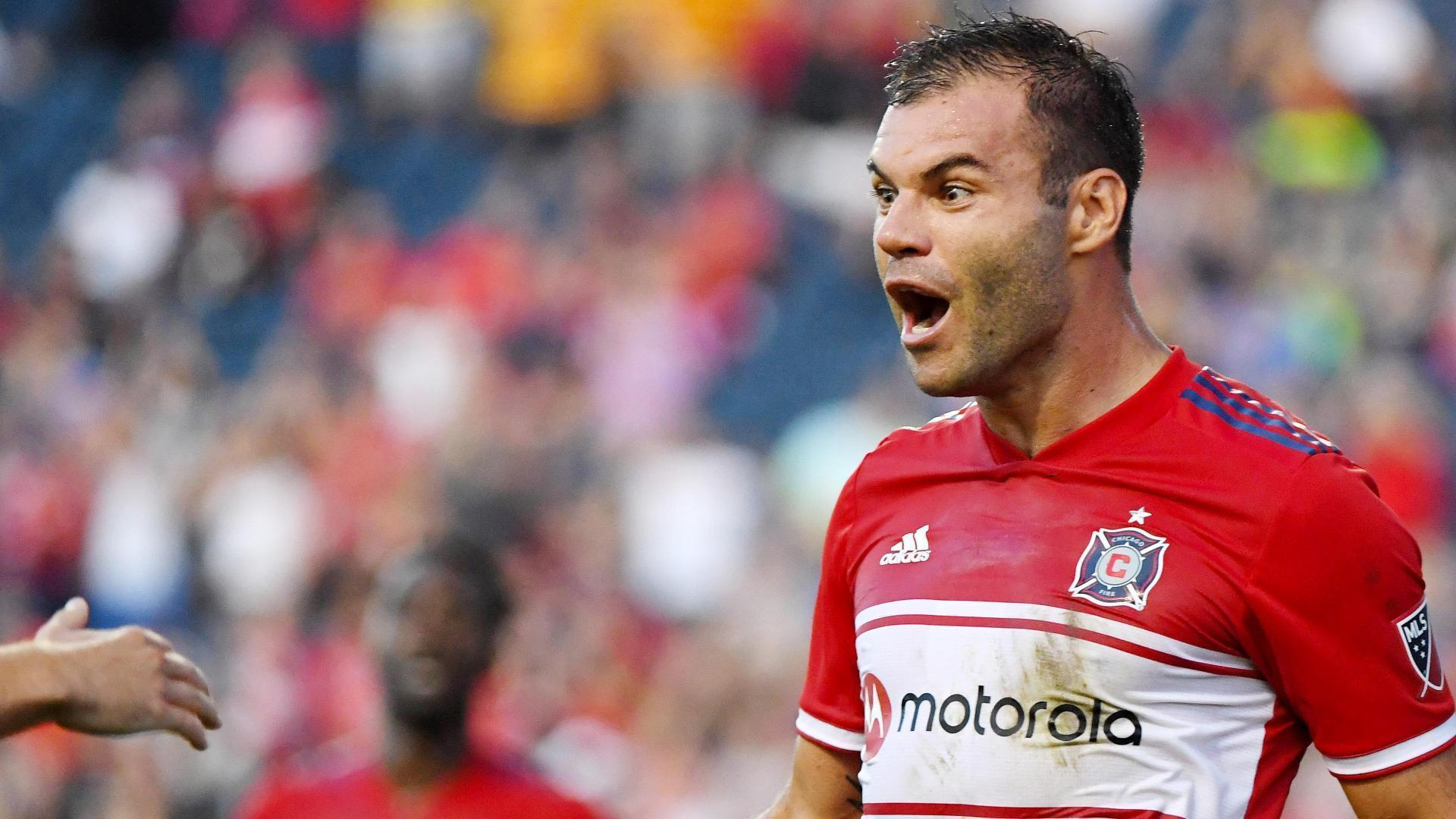 Fire's Nikolic scores in fourth straight game