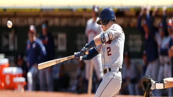 Bregman's 3-run shot makes the difference