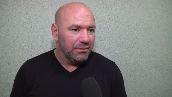 Dana: Who wouldn't love a Diaz-Masvidal fight?