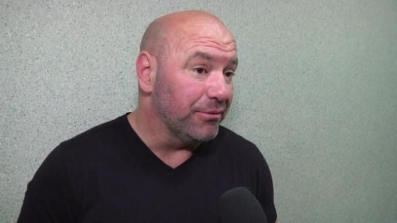 Dana told Cormier to take his time deciding future