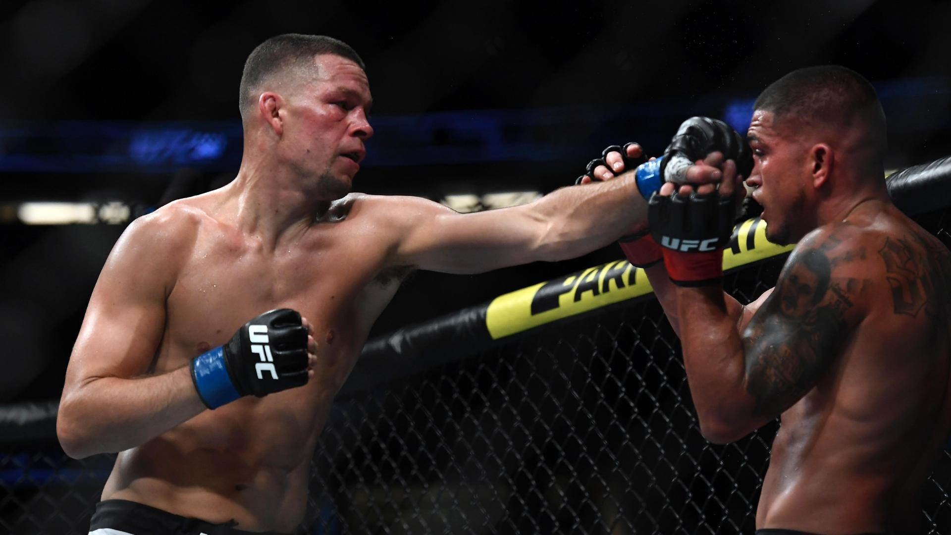 Diaz beats Pettis in UFC return
