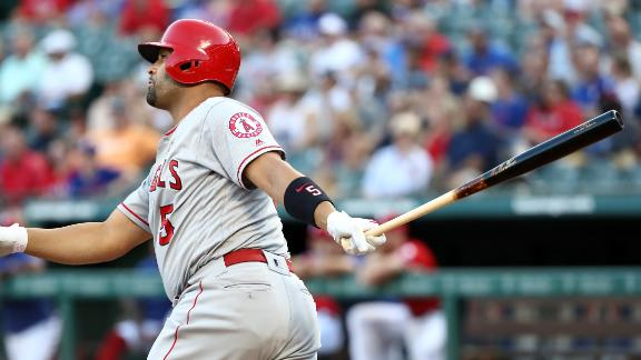 Pujols belts 652nd homer