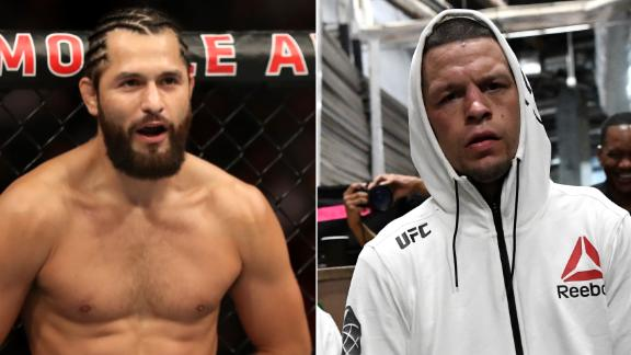 Masvidal's manager: Jorge wants to beat Nate in California