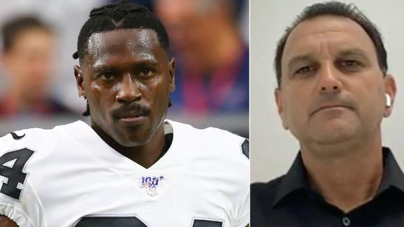 Rosenhaus: Brown, Raiders are on the same page