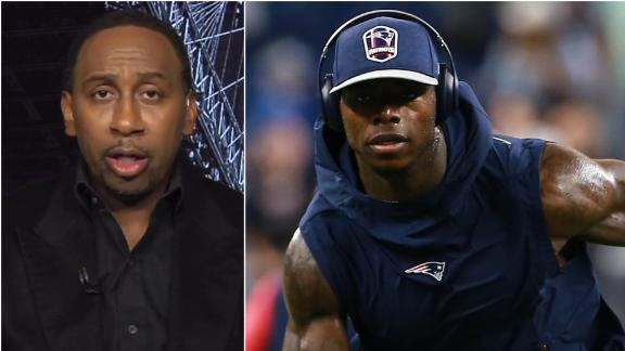 Stephen A.: Belichick has a soft spot for Josh Gordon