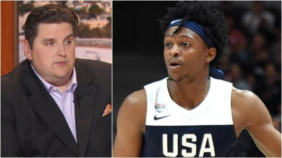 Windhorst: I thought for sure Fox would make roster