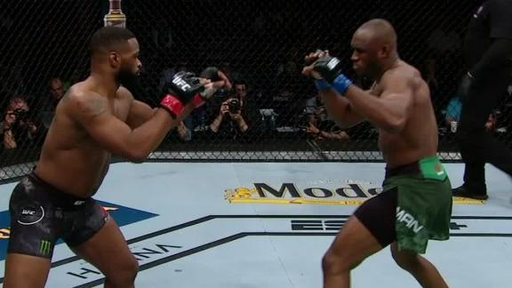 Cormier examines Usman's technique and patience