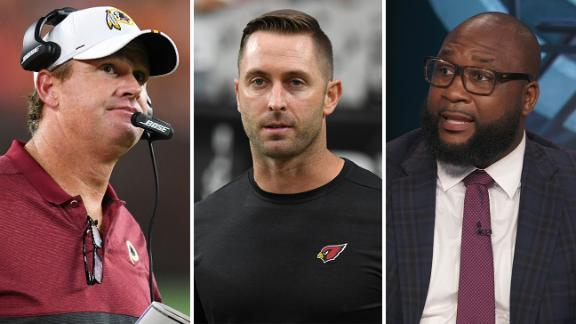 Gruden, Kingsbury among coaches facing the most pressure