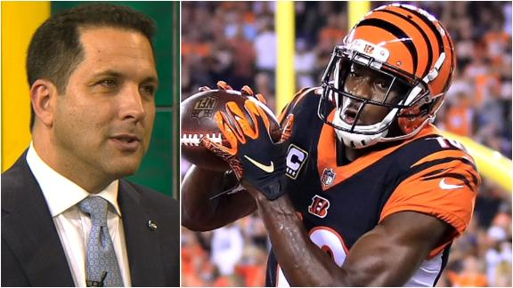 Schefter not high on drafting Green in fantasy