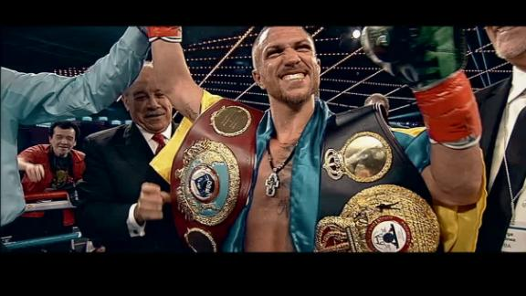 Lomachenko's dominance heads to London