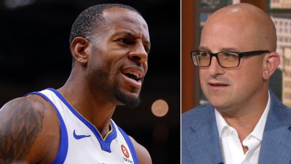 Marks foresees Grizzlies buying Iguodala out