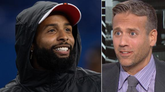 Kellerman: Giants weren't trying to hurt OBJ with trade