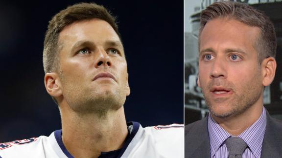 Kellerman: Brady isn't the best of all time