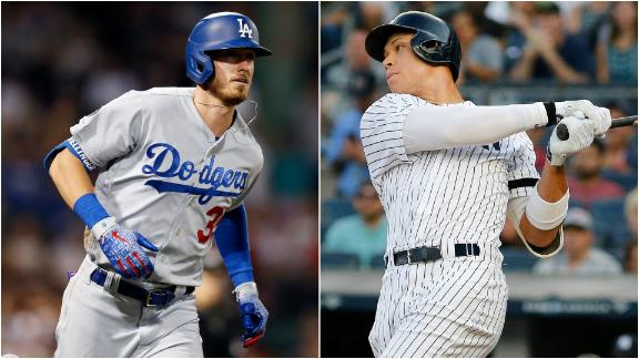 Yankees, Dodgers set for a big series in L.A.