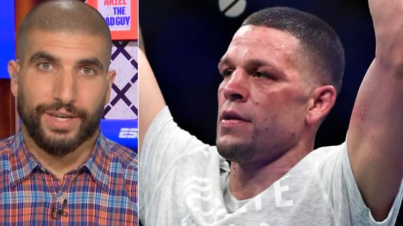 Helwani: 'I knew Nate Diaz would call out Jorge Masvidal'