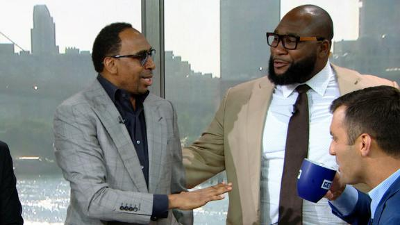 Stephen A. crashes heated Zeke debate