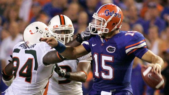 Familiarity fuels Florida, Miami rivalry