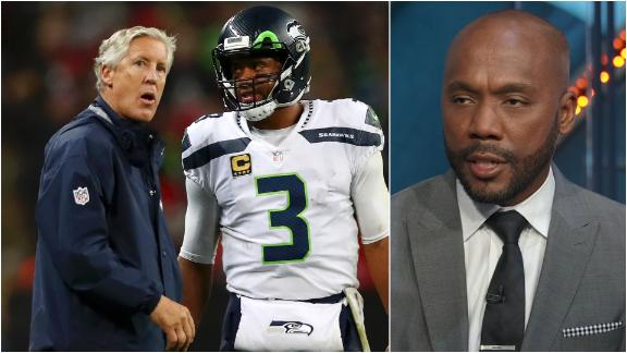 Riddick: Seahawks facing tough questions after Moore injury