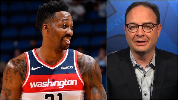Woj: Lakers see Dwight as rim protector/rebounder
