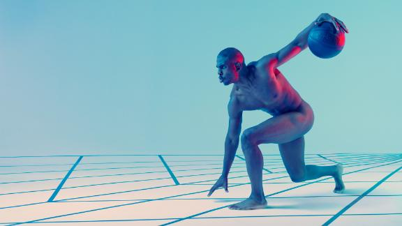 Behind the scenes of Chris Paul's Body Issue shoot