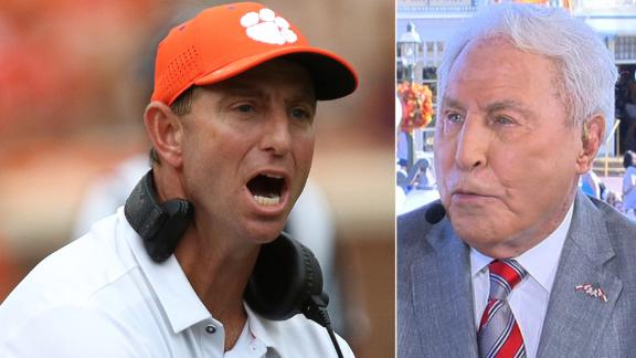 Corso: Clemson will not repeat as national champions
