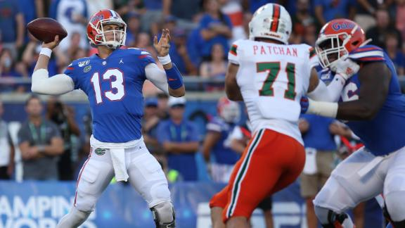 Gators outlast Canes in battle for Florida