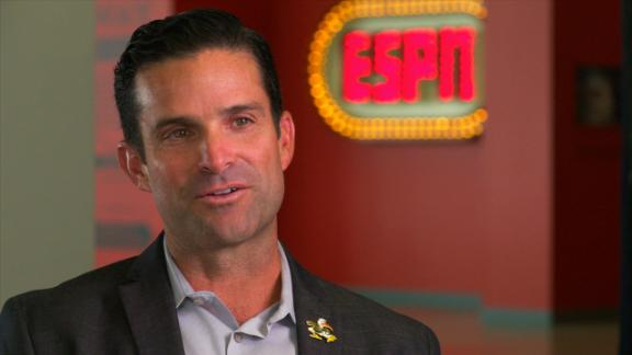 How Manny Diaz's ESPN glory days prepared him to coach the Hurricanes
