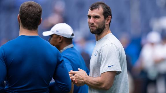 What's the Colts' next move with Luck retiring?