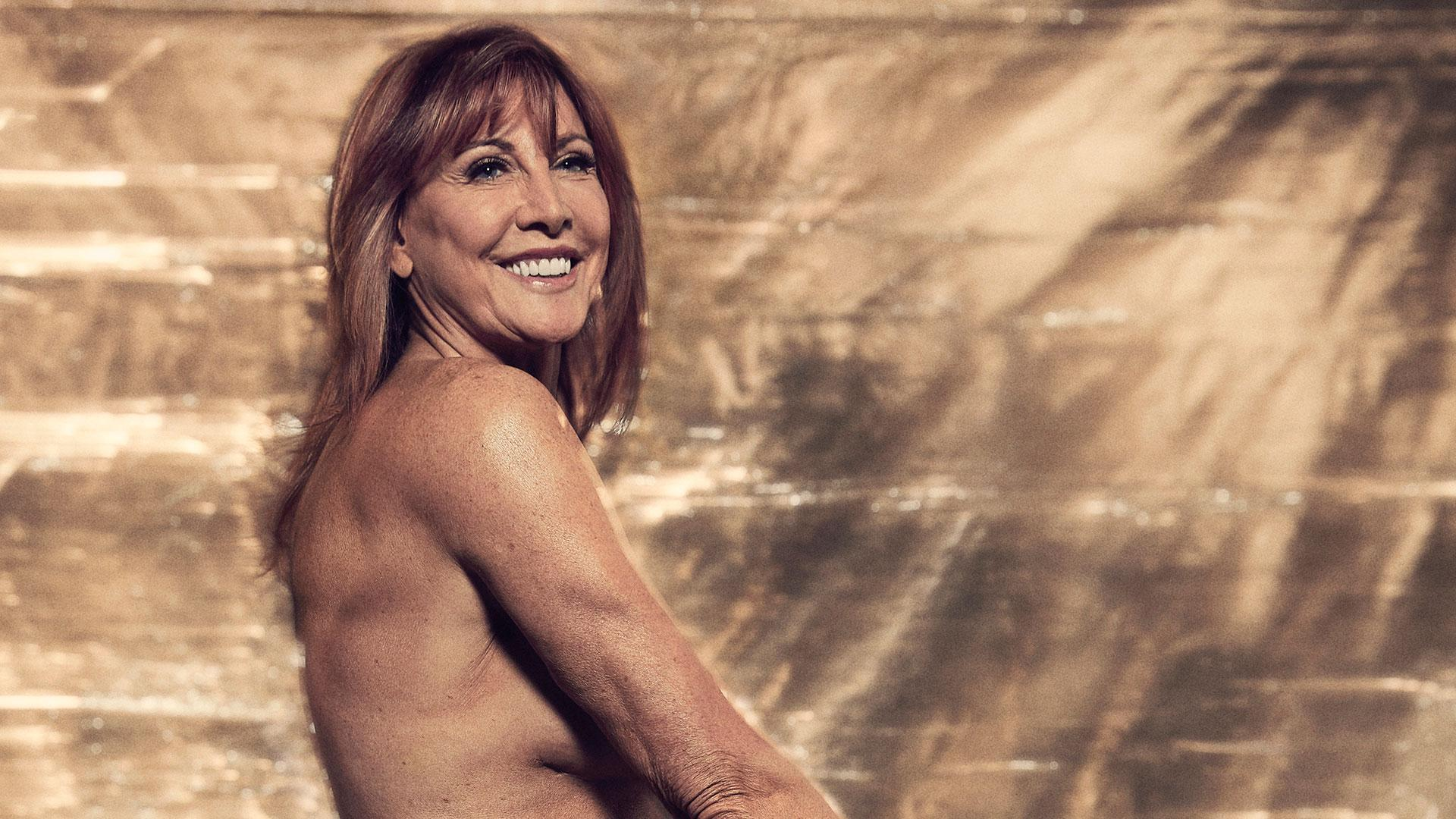 Behind the scenes of Nancy Lieberman's Body Issue shoot