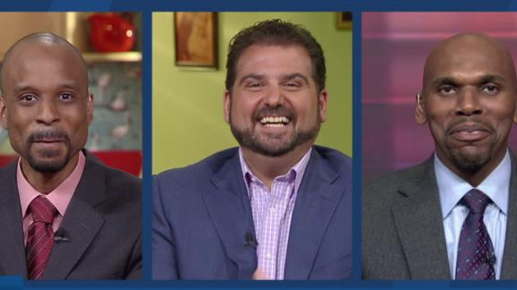"Bomani Jones on the moment he knew ""Highly Questionable"" was different"