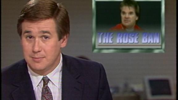 Bob Ley remembers the Pete Rose gambling investigation